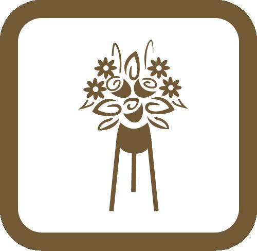 祭壇生花アイコン